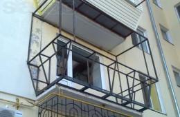 Реконструкция балкона
