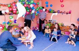 Как украсить дом к детскому празднику