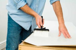 Профессиональный ремонт — три типа обоев