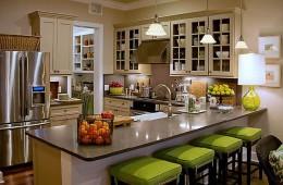 Кухонный стол — сердце дома