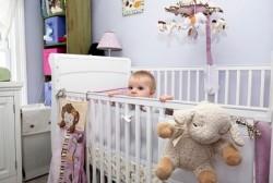 Выбор детской мебели для малыша