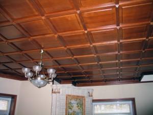 Потолок — это ваш стиль