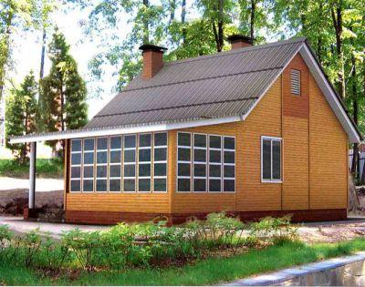 Особенности строительства каркасных домов и их достоинства