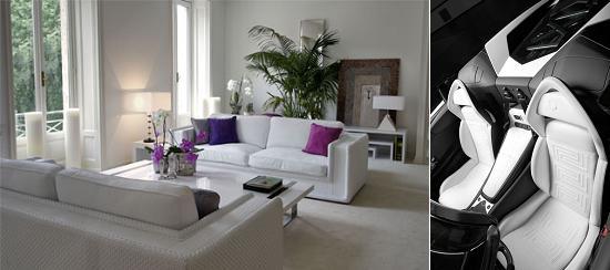 Эксклюзивная мебель от известных дизайнеров одежды
