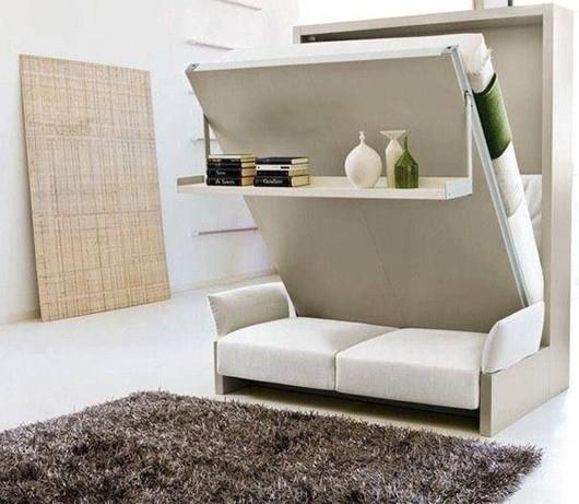 Выбираем диван-кровать в малогабаритную квартиру