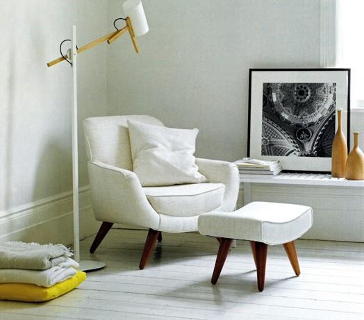 Уход за белой мебелью