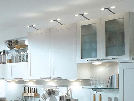 Правильное освещение для вашей кухни