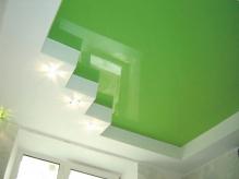 Как подобрать дизайн потолка?