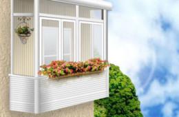 Остекление лоджий и балконов в квартирах