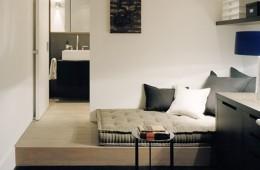Подиум в дизайне интерьера