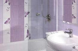Керамическая плитка в интерьере квартир: для кухни, для ванной комнаты, для стен и пола
