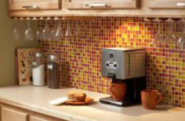 Кухня в мозаичном стиле