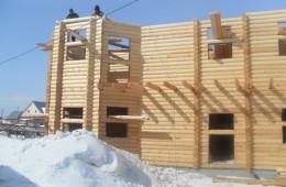 А стоит ли бояться строить зимой?
