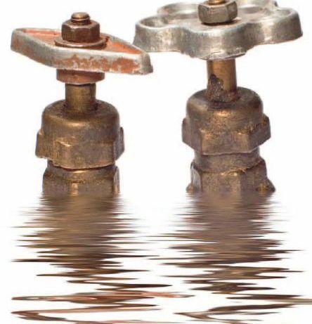Ошибки организации водоснабжения и канализации