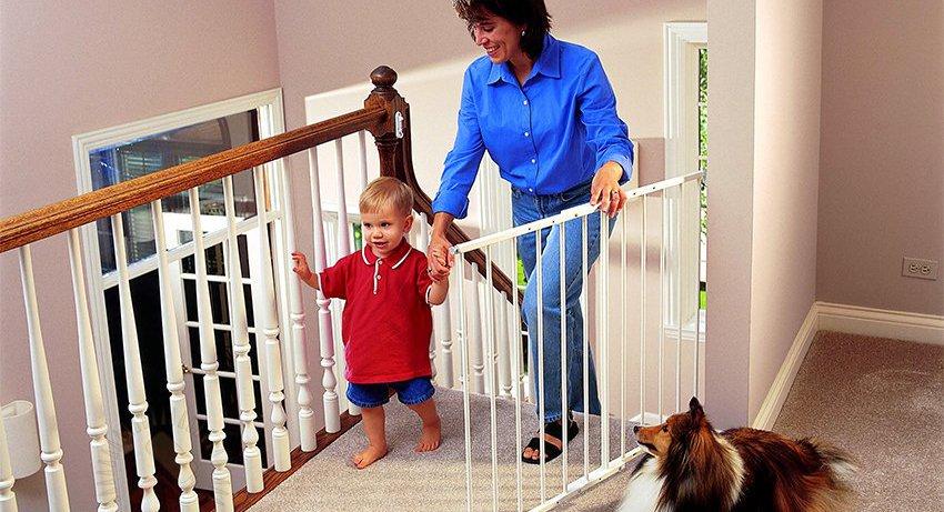 Лестница для ребенка — особенности монтажа
