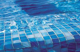 Плитка для строительства бассейна