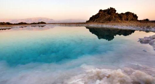 Мертвая вода Мертвого моря