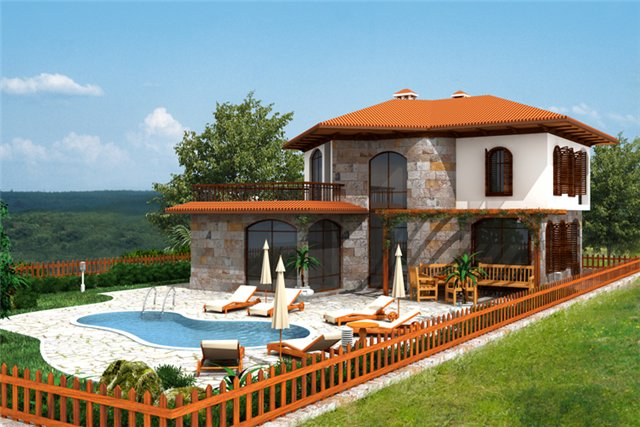 Доступные цены на недвижимость в Болгарии