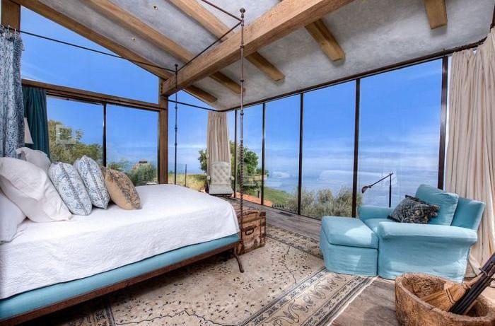 Средиземноморский стиль в интерьере спальни – 9 составляющих