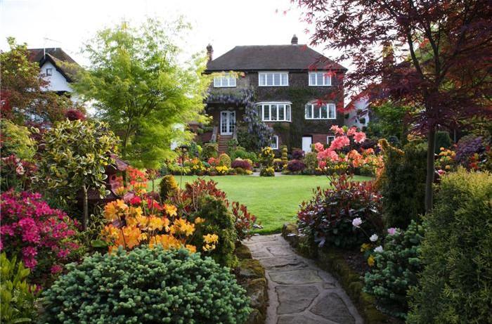 Дух сада — ландшафтный дизайн