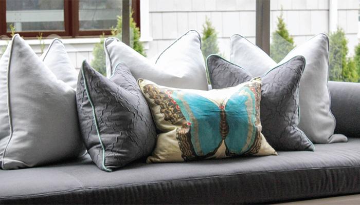 Идеи для мягкой мебели в интерьере дома
