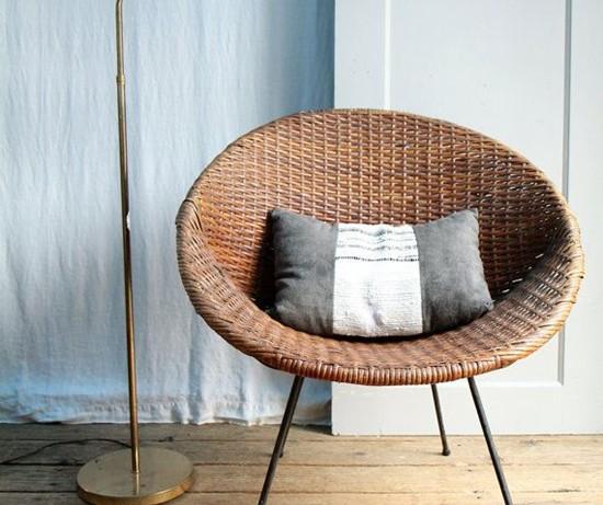 Мебель из ротанга — не только для дачи