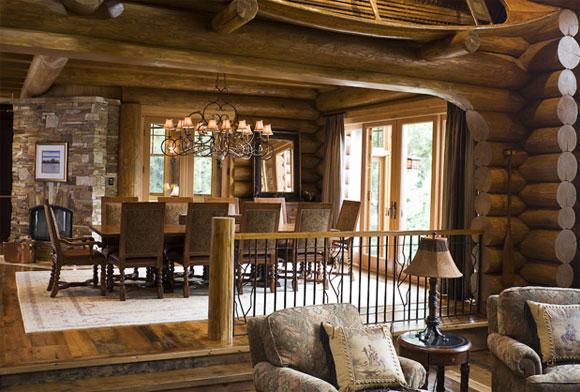 Интерьер в стиле кантри на примере испанского старинного дома
