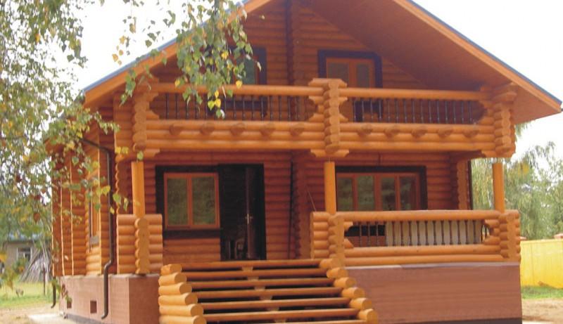 Строим деревянный дом: Какая древесина лучше?