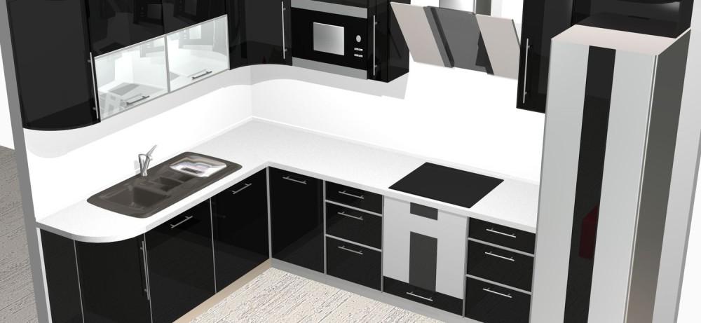 Кухонные гарнитуры и дизайн кухни