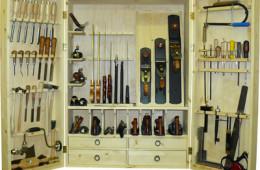 Уход и хранение бытовых инструментов