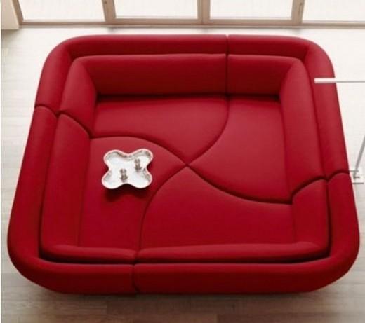 Выбор дивана в гостиную комнату