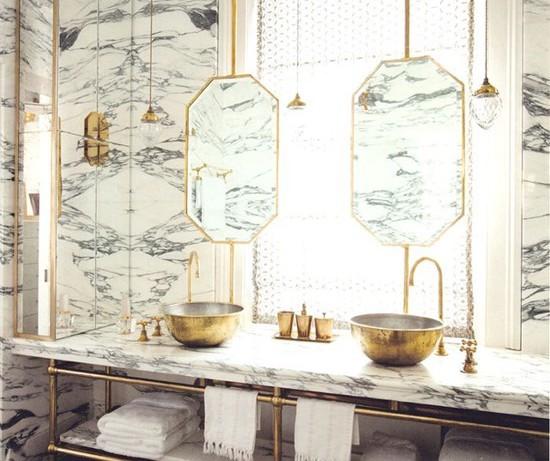 Дизайн интерьера ванной в частном доме: 6 основных трендов