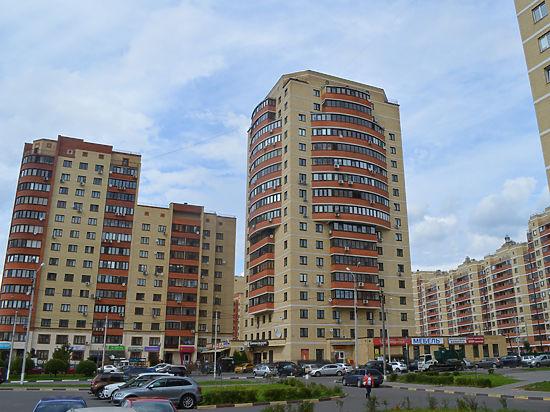 Покупатели нового жилья выбирают Подмосковье