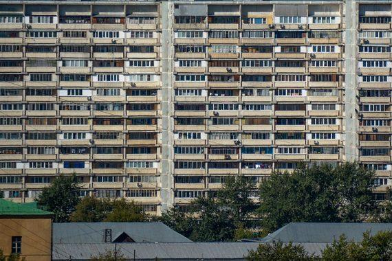 Жилая недвижимость подешевела до докризисного уровня
