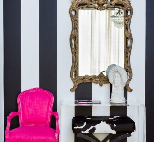 Смелое решение: неоновые цвета в дизайне интерьера