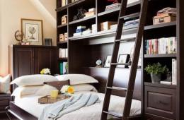 Жизнь в однокомнатной квартире: как организовать спальню в гостиной