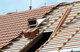 Гидроизоляция крыши: виды и свойства