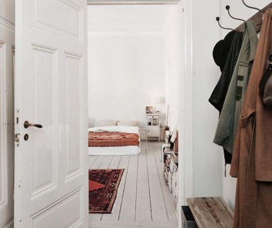 Как оформить однокомнатную квартиру и полюбить ее