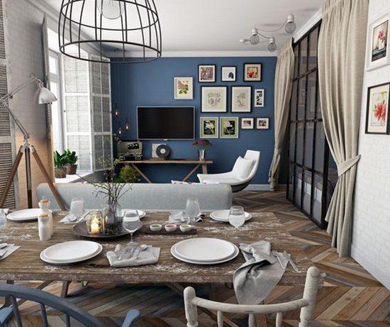 Уютное гнездышко: как правильно спланировать квартиру-студию