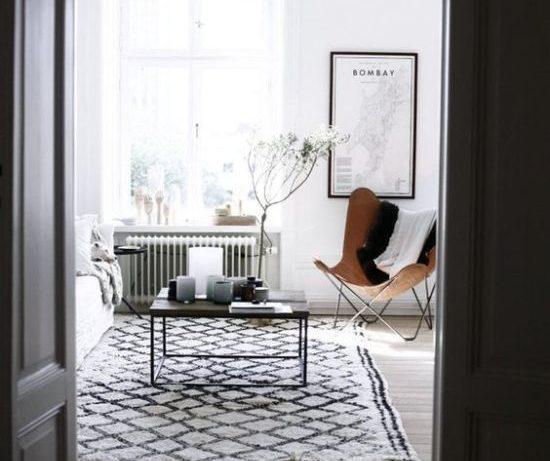 Зрительный вес мебели, или как сделать интерьер визуально легче