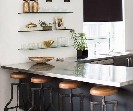 Где посидеть на кухне?