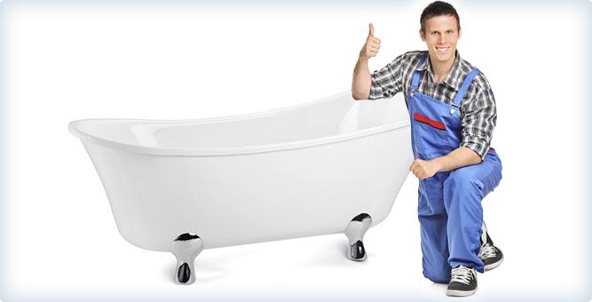 Основные методы реставрации ванн