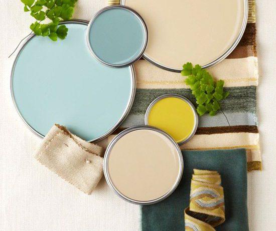 Три способа определить идеальный цвет для своего интерьера