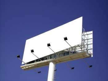 Виды рекламных вывесок