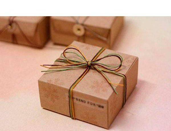 Как сделать подарочную коробку для ручки