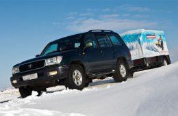 Особенности вождения зимой