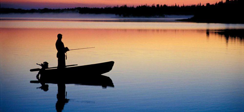 А не пора ли на рыбалку?