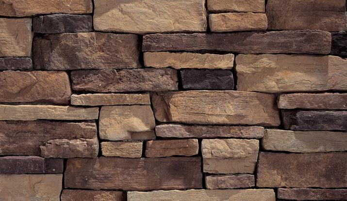 Желаете нетривиальный интерьер? Декоративный камень – хороший вариант