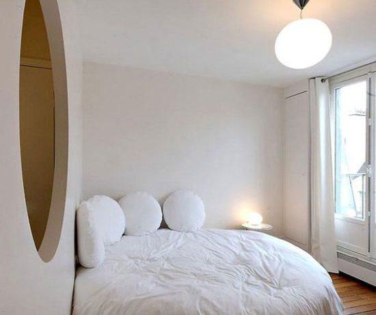 Круглая кровать: оригинальное решение или странная прихоть?.