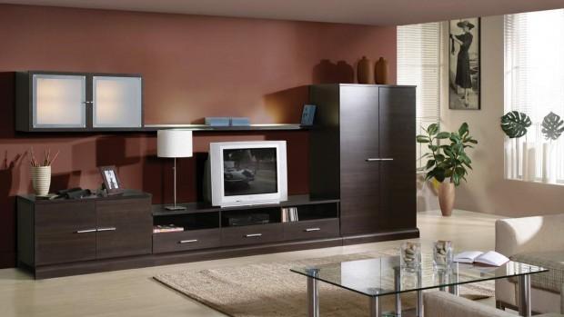 Мебель для гостиной должна гармонично вписываться в интерьер жилого помещения